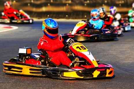 Ace Karting Plus - 60 Laps Go Karting For One - Save 43%