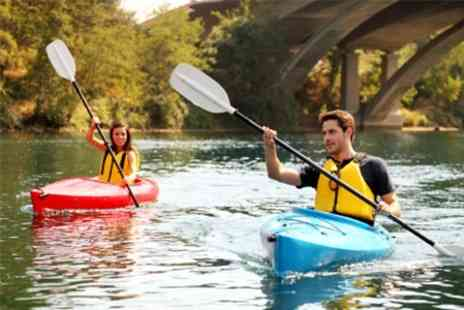 Harbour Challenge OEC - Half Day Kayaking For One - Save 50%
