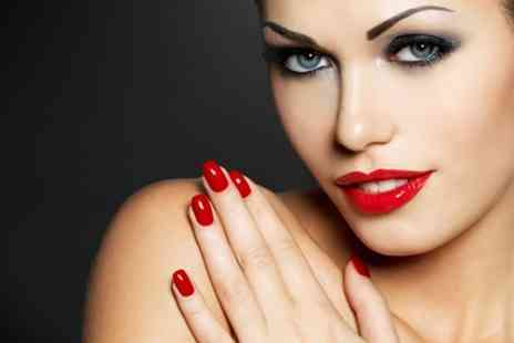 Tandis Hair - One Shellac Manicures - Save 50%