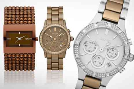 Sherwood Direct - Choice of DKNY Watches - Save 43%