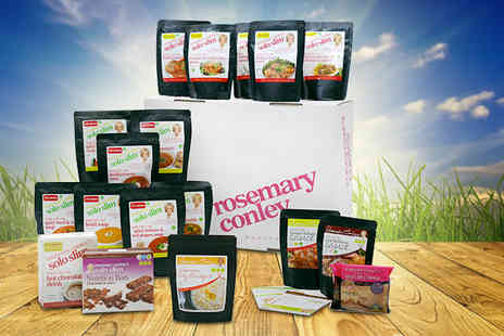 Rosemary Conley Diet - A Try Me food box - Save 38%