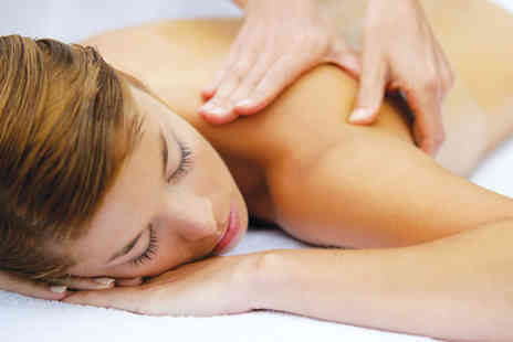 LittleGem Beauty - 30 minute aromatherapy or Swedish back, neck & shoulder massage - Save 60%