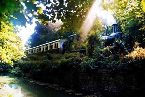 Dean Forest Railway - Ticket for Adult - Save 50%