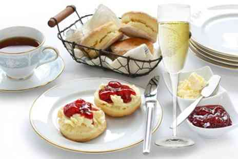 Toast - Champagne Afternoon Tea For Two - Save 0%