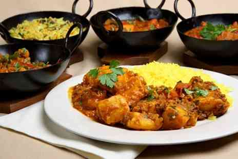 Prince of India - Prince of India Food for Two - Save 50%