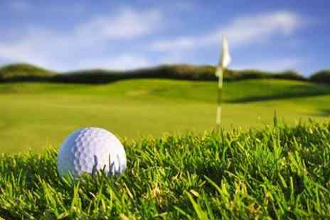 Horncastle Golf Club - Round of Golf For Two  - Save 83%