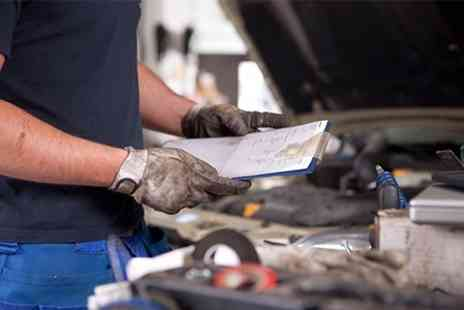 WLS Autos - 50 Point Service With Oil and Filter Change - Save 62%