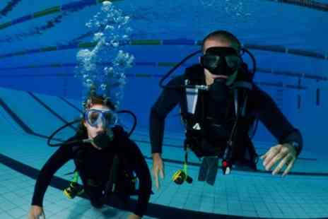 4th Element Diving - Introductory Diving Lesson - Save 40%