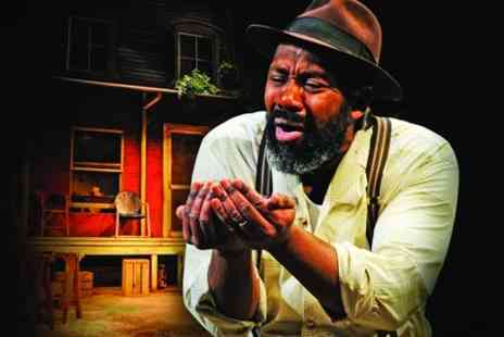 Duchess Theatre - Ticket to See Fences With Lenny Henry - Save 42%
