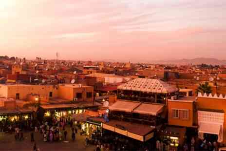 Hotel Le Caspien - Marrakech Two to Seven Night Stay For Two With Breakfast - Save 0%