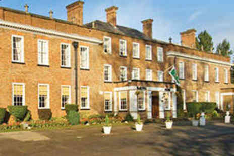 Blackwell Grange Hotel - One Night Stay for Two People - Save 57%