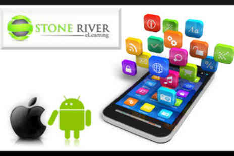 Stone River eLearning - Learn to Build Mobile Apps for iPhone or Android - Save 73%