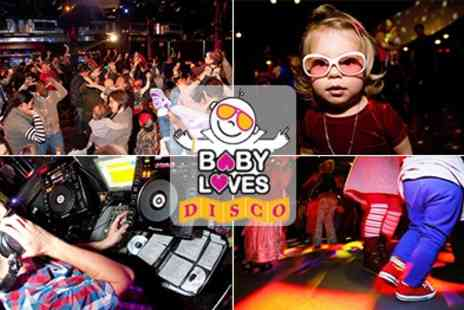 BabyLovesDisco - Tickets to Baby Loves Disco, Covent Garden - Save 45%