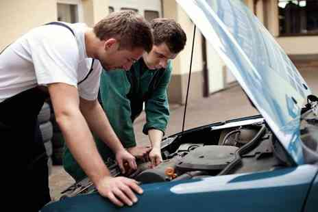 AP Autocentre - Full MOT and a service with an oil change - Save 78%
