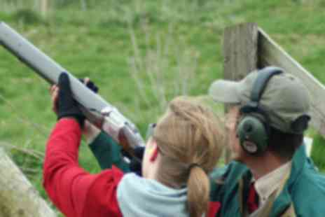 Adventure 001 - Christmas clay pigeon shooting experience including mulled wine - Save 51%