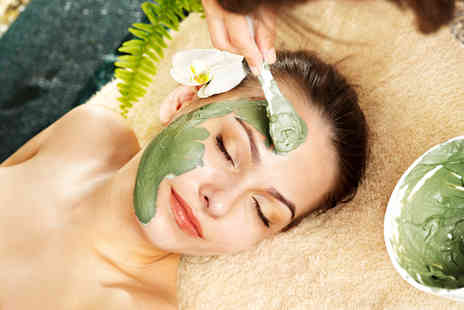 Xana Beauty - A pamper package including body mud mask and luxury facial - Save 70%