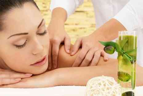 Liz May Sports Therapy Clinic - One Hour Full Body Massage - Save 50%