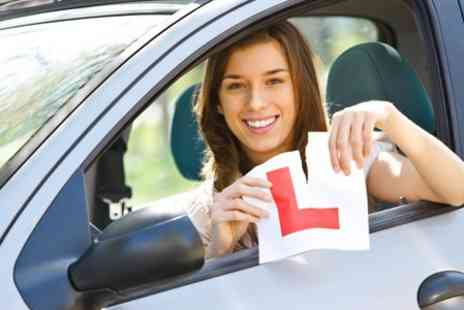 Perfect Driving School - Driving Lessons Five Hours Plus Practical Test - Save 51%