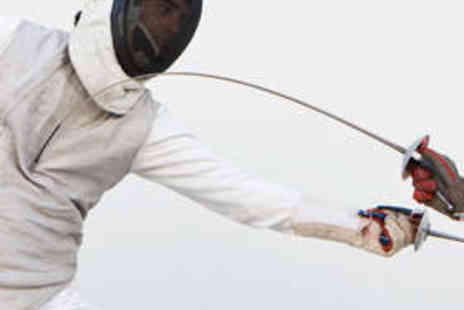 Fighting Fit Fencing - Four Week Fencing Course - Save 66%