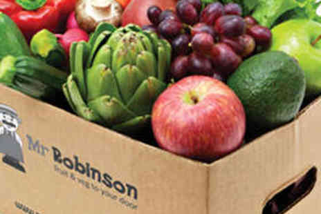 Mr Robinson - Fruit and Veg Box - Save 50%