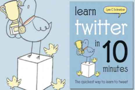 Anova Books - Learn Twitter in 10 Minutes - Save 50%