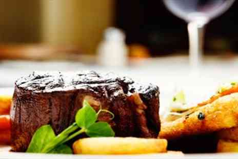 Arbeias Restaurant - Three Course Dinner for Two - Save 53%