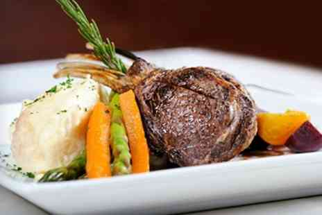 The Bull i th Thorn - Two Course Lunch For Two - Save 60%