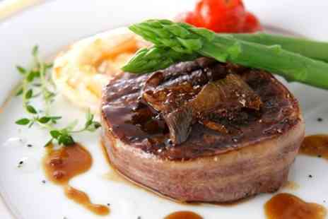 Shoulder Of Mutton - Two Course Meal With Liqueur Latte For Two - Save 51%