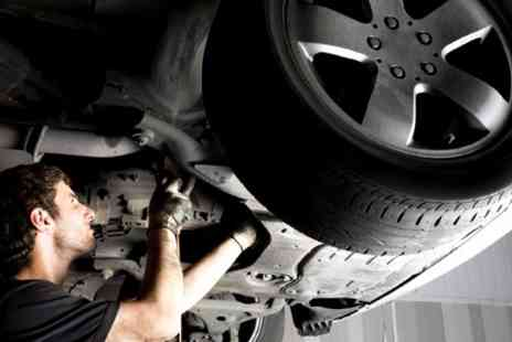 Colins MOT & Service - 54 Point Service With Oil and Filter Change Plus Wash and Vacuum - Save 72%