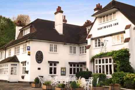 The Hurtwood Inn - Overnight stay for two people in a Standard Room including full English breakfast - Save 40%