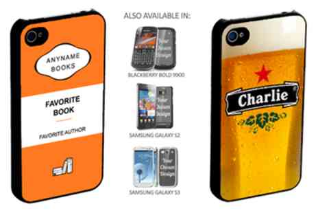 Treat Gifts - A customised phone case - Save 52%