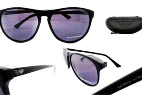 Discounted Sunglasses - A pair of Emporio Armani sunglasses - Save 58%