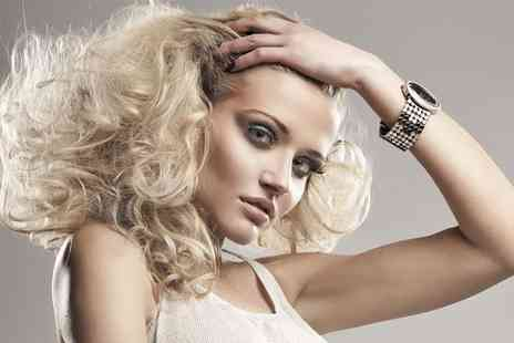 Gemini Hair Fashion - Half head of highlights plus a wash, cut or restyle, treatment and head massage - Save 78%