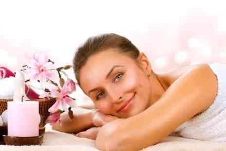 Flitz Hair and Beauty - Spa Day With Massage and Dermalogica Facial - Save 62%