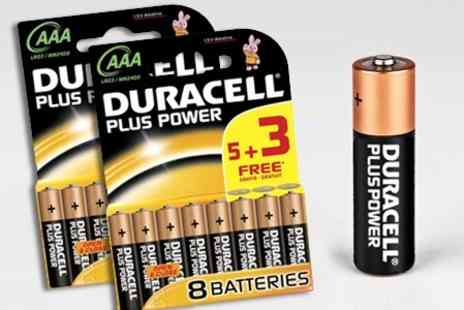 Ebuyer.com - 16 Duracell Plus Power AA Batteries With Free Delivery - Save 40%