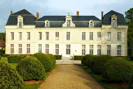 Chacteau de - One Night 4 star Stay For Two With Michelin Star Meal and Trip to Champagne Cave - Save 53%