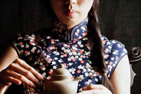 The Chinese Tea Company - Two Hour Tea Tasting Experience for Two - Save 62%