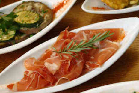 Viva Espana - Six Tapas Dishes and a Glass of Sangria for Two - Save 63%