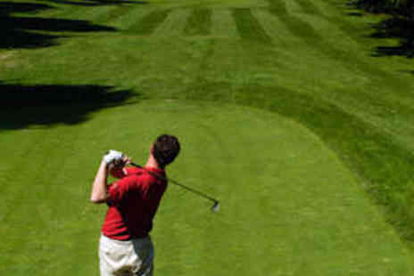 Painswick Golf Course - 18 Hole Round of Golf and Lunch for Two - Save 59%
