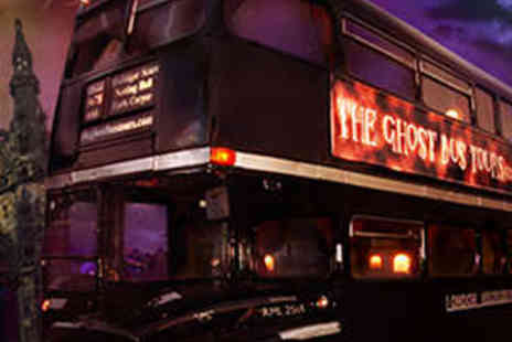 The Ghost Bus Tours - Ghost Bus Tour - Save 55%
