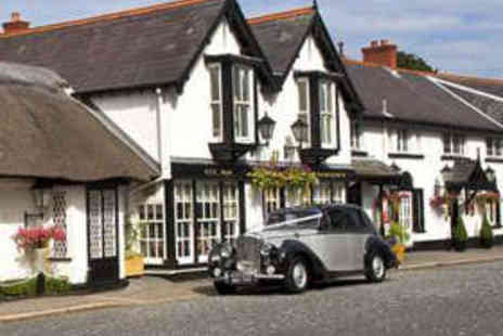The Old Inn - Overnight Stay in Coastal Coaching Inn - Save 50%