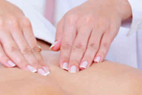 The Remedy Rooms - Massage with Mini Manicure and Mini Pedicure - Save 60%