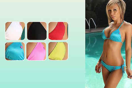 Merx Online - Bikini own two unique looks this summer that is exotic and seductive. - Save 60%
