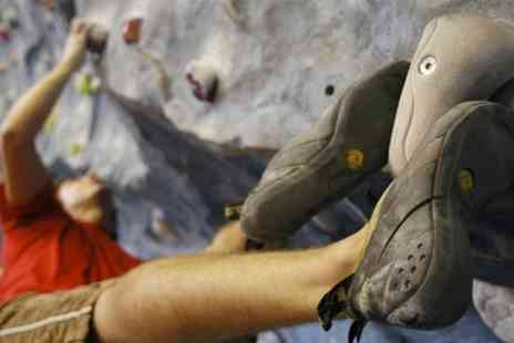 Craggy Island - Bouldering Taster and Year Membership For Two - Save 62%