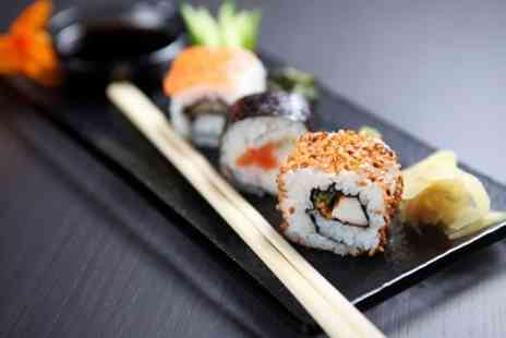 Bonsai Bar Bistro - Japanese Cuisine Towards Food For Two - Save 55%