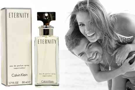 Furniture & Flooring - CK Eternity EDP 50ml - Save 38%