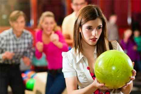 Lincoln Superbowl - Bowling Two Games For Up to Four - Save 67%