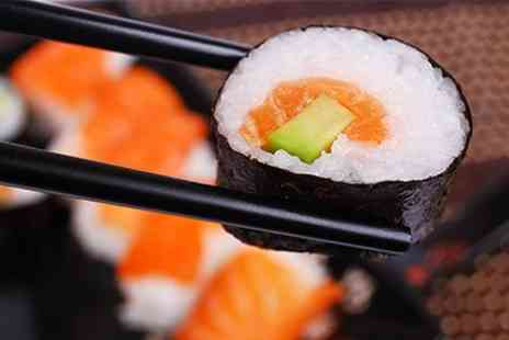 Sakushi - Eight Sushi Plates To Share - Save 61%