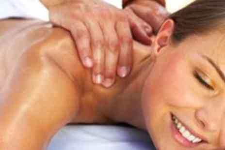 The Sanctuary - Choice of Facial and Massage Plus Manicure - Save 60%