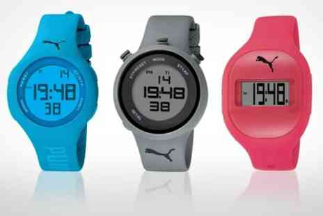 Zircontime - Puma Watches in Various Colours With Free Delivery - Save 67%